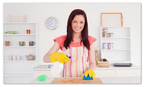 хитрини при чистене