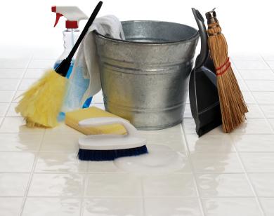 чистене и почистване